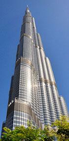 Burj Khalifa Etagen