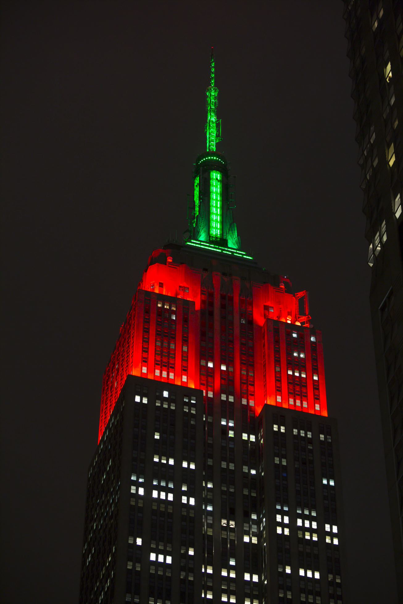 Tower Lighting 2019-11-13 00:00:00 | Empire State Building