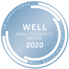 WELL Health-Safety Rated 2020