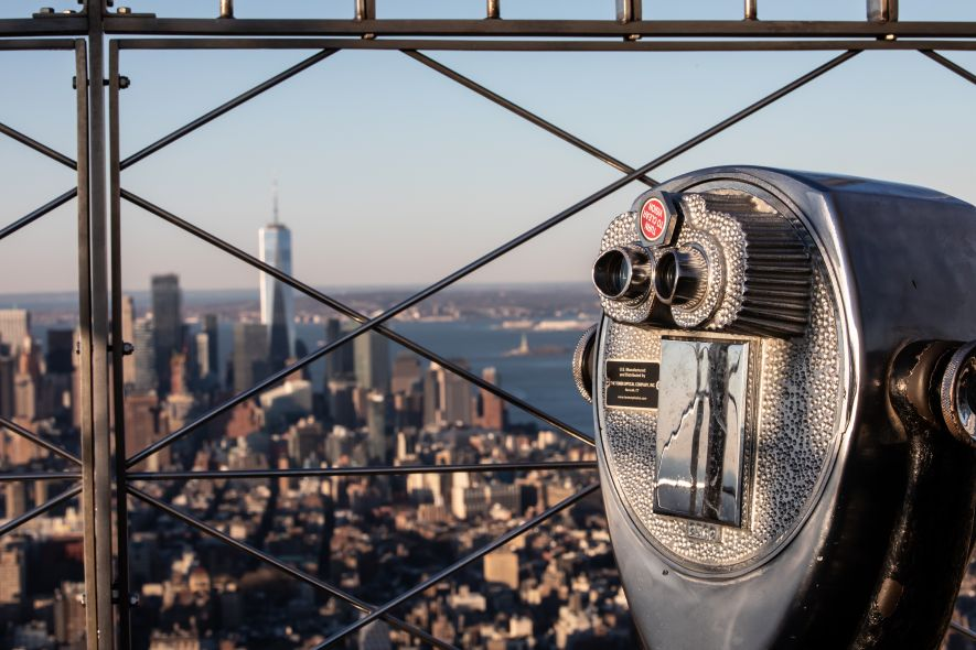 The Empire State Building Observation Deck (2019)