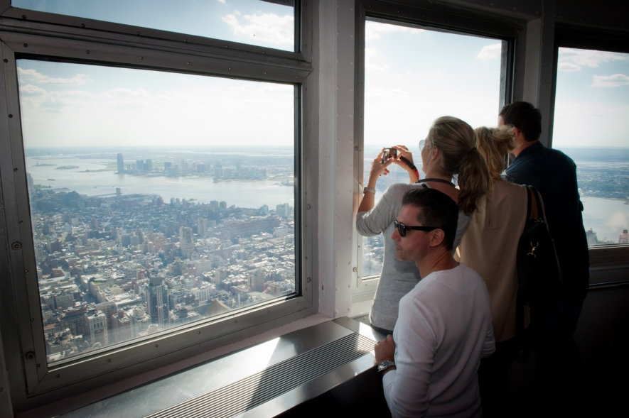 102 floor observatory empire state building for 102nd floor of the empire state building