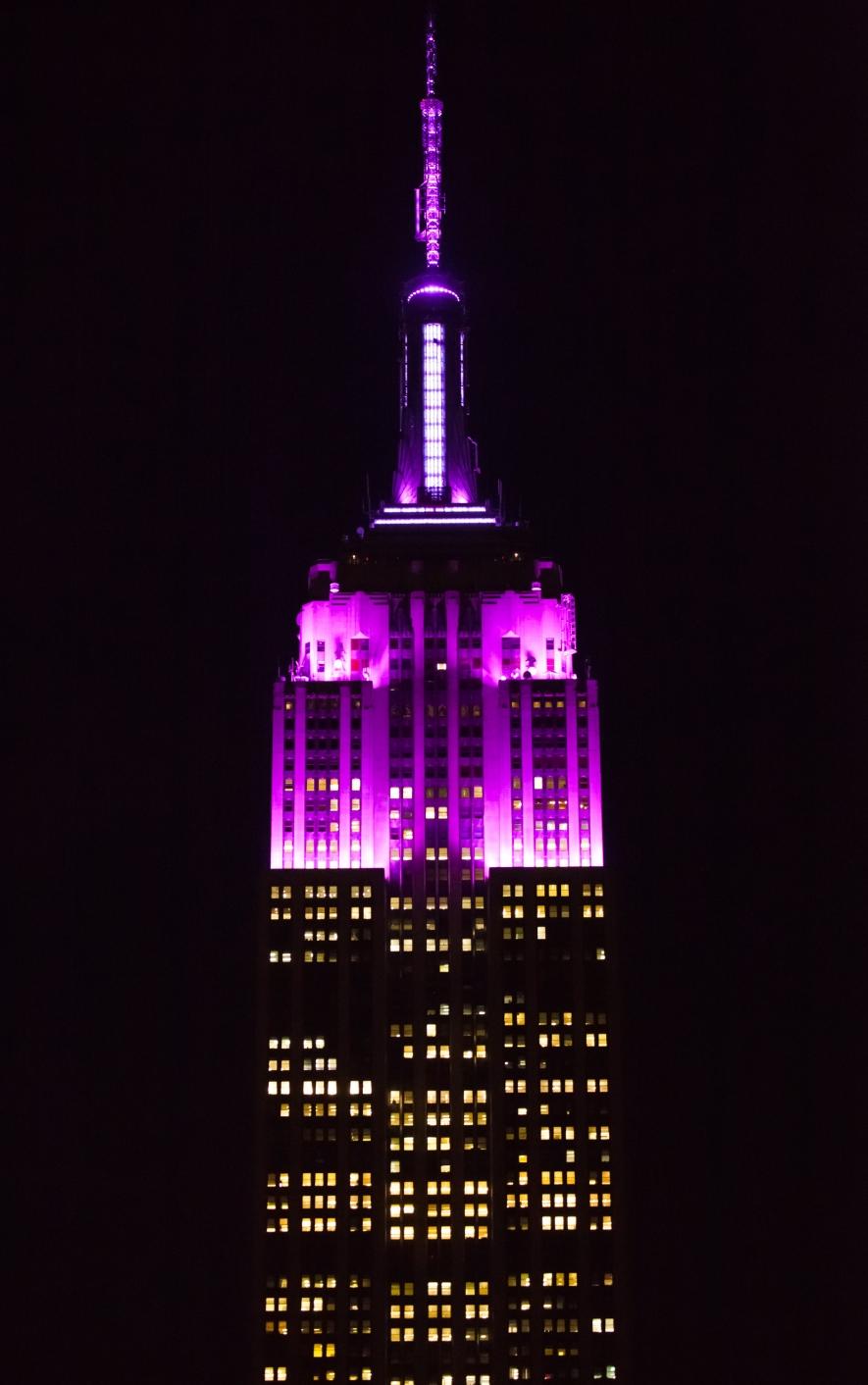 Pinterest & Tower Lighting 2017-11-17 00:00:00   Empire State Building azcodes.com