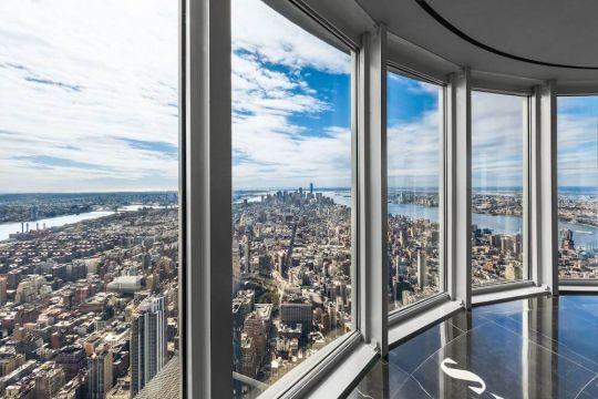 Now Open: 102nd Floor Observatory