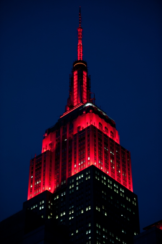 Tower Lighting 2015 05 21 00 00 00 Empire State Building