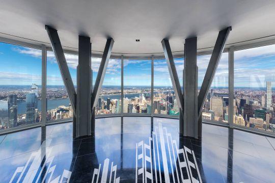 Now Open 102nd Floor Observatory